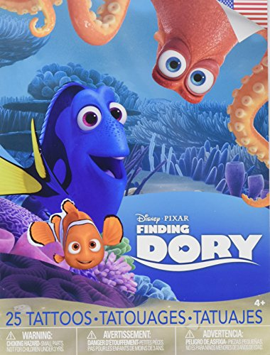 Tattoos Finding Nemo - Finding Dory Nemo 25 Tattoos Made in The USA