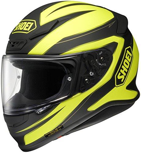 Shoei Beacon RF-1200 Street Bike Racing Motorcycle Helmet - TC-3 / X-Large