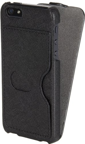 Hard Case Flip Case Noir XtremeMac iPhone 5