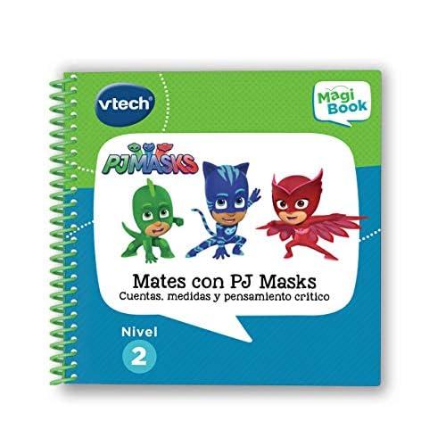 Vtech Pj Masks Magibook Livre Interactif Educatif Qui