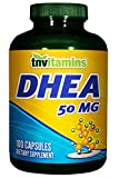 Product review for TNVitamins DHEA 50 Mg - 100 Capsules