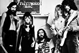 Fleetwood Mac Mick Stevie Nicks Lindsay Buckingham 24x36 Poster