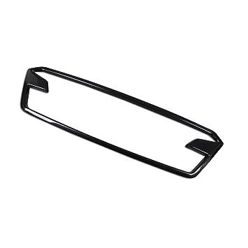 For Subaru New XV//Crosstrek 2018 Chrome Front Grill Grille Cover Trim