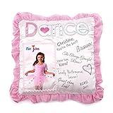 DEMDACO Dance Autograph Pillow