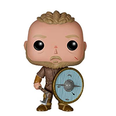 Funko POP TV: Vikings Ragnar Lothbrok Action Figure: Funko Pop! Television:: Toys & Games