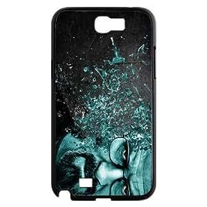 Breaking Bad SamSung GalaxyNote 2 N7100 Black phone cases&Holiday Gift