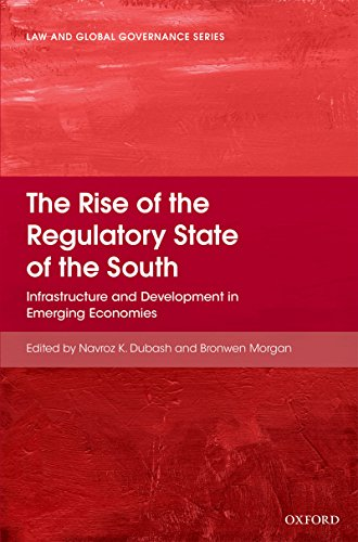 Download The Rise of the Regulatory State of the South: Infrastructure and Development in Emerging Economies (Law And Global Governance) Pdf
