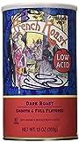 Trader Joe's Low Acid French Roast Coffee - 13 Oz. (Dark Roast, Whole Bean)