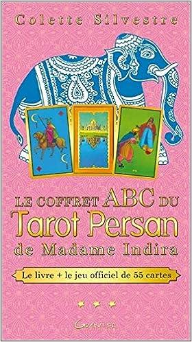Amazon.fr - Le coffret ABC du Tarot persan de Madame Indira - Colette  Silvestre - Livres ce3c7b1c54ea