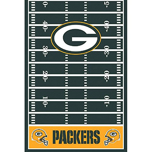 NFL Green Bay Packers Plastic Table Cover (1ct) ()