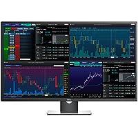 Dell Multi-Client Monitor P4317Q - 43-inch Ultra 4K 3840 x 2160, DisplayPort HDMI USB 3.0 RS232 (Certified Refurbished)