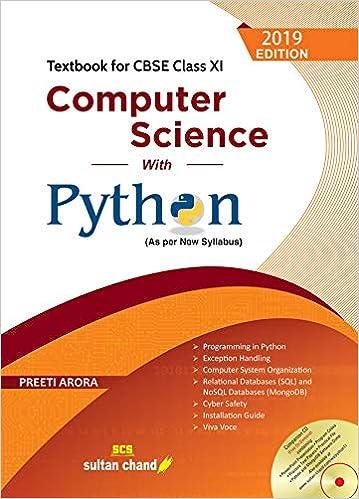 Cbse Class 12 Computer Science Book Pdf