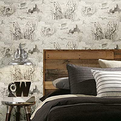 Roommates Harry Potter Map Peel And Stick Wallpaper Buy Online At Best Price In Uae Amazon Ae