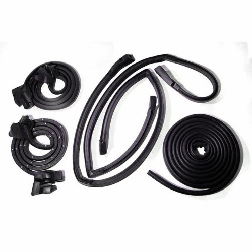 - Metro Moulded RKB 1900-107 SUPERsoft Body Seal Kit