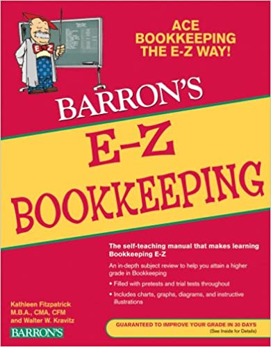 Amazon.com: E-Z Bookkeeping (Bookkeeping the Easy Way ...