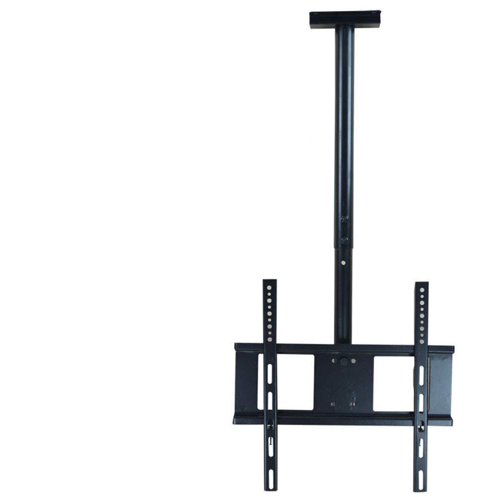 テレビ天井マウントブラケット 傾斜 旋回 高さ調整可能 ほとんどの32-60インチLCD LEDプラズマモニタースクリーンディスプレイ 最大VESA 400x400および60kgの負荷容量   B07GLRHQ8K
