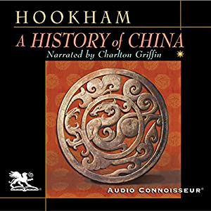 A History of China Hörbuch