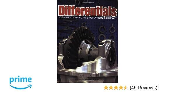 Differentials: Identification, Restoration & Repair: Jim