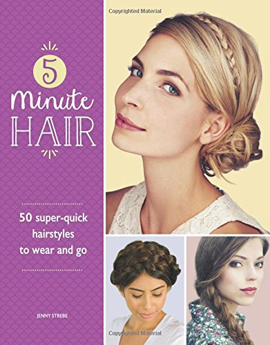 Prime 5 Minute Hairstyles 50 Super Quick 39Dos To Wear And Go Amazon Co Short Hairstyles For Black Women Fulllsitofus
