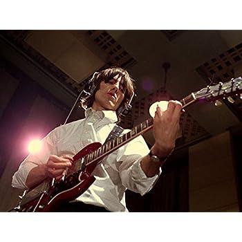 "The Beatles George Harrison 1961 The Cavern  8.5  x 11/"" Photo Print"