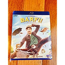 BARFI HINDI BLU RAY WITH ENGLISH SUBTITLES FULLY BOXED AND SEALED DIRECT FROM MANAFACTURER