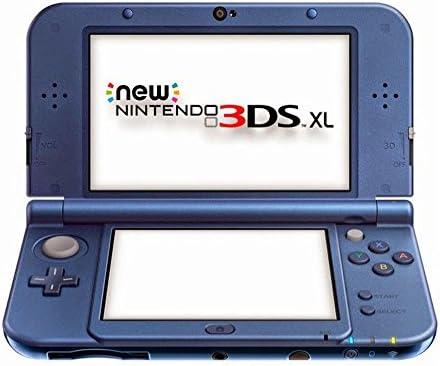 Console New Nintendo 3DS XL - métallique bleu [Importación ...