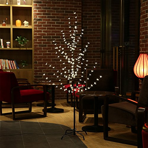 Cherry Tree Led Light Clear - 6