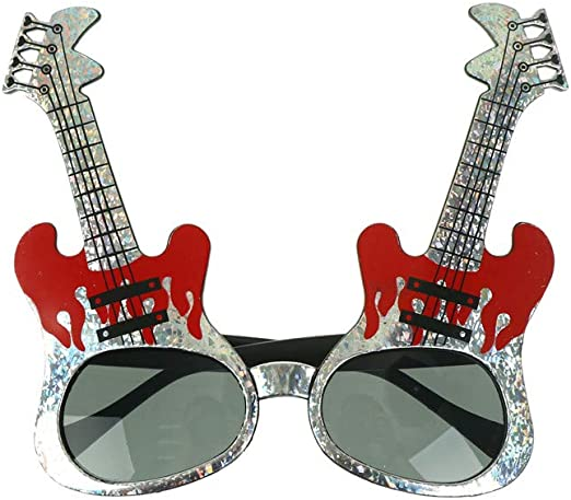 NIU MANG anteojos de Sol creativos para Guitarra de Rock, para ...