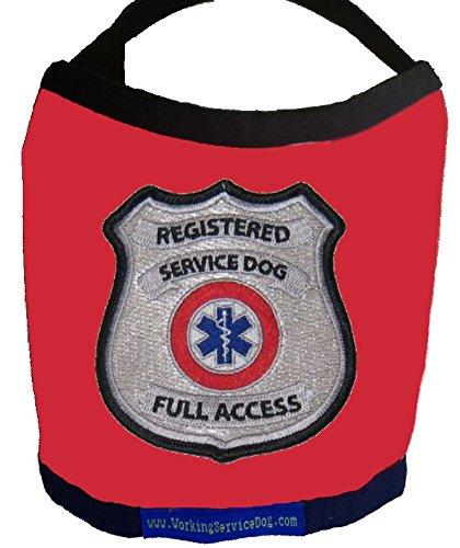 Registered Service Dog Vest - for Smaller Service Dogs (R...