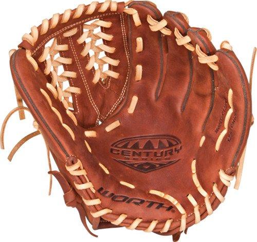 Rawlings Worth Century Series Infielders Glove, Left Hand...