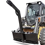 Tree Boom Attachment 60'' Bobcat Skid Steer Lift Pole Jib Hoist Crane 3500 LBS CA