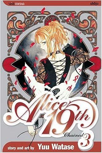 Alice 19th, Vol. 7: The Lost Word