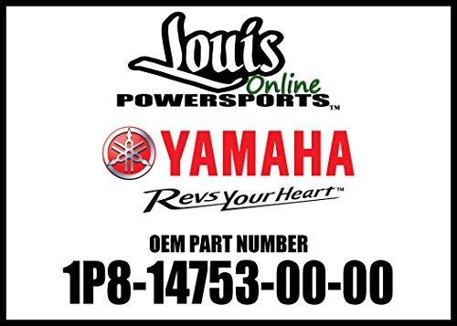 (New Yamaha OEM 1P8-14753-00-00 SILENCER, EXHAUST 1P8147530000)