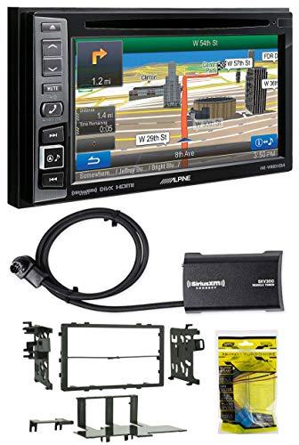 Alpine Bluetooth Receiver w/Navigation/GPS/DVD/XM for 1999-2000 Honda Civic