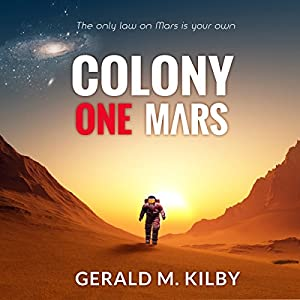 Colony One Mars Audiobook