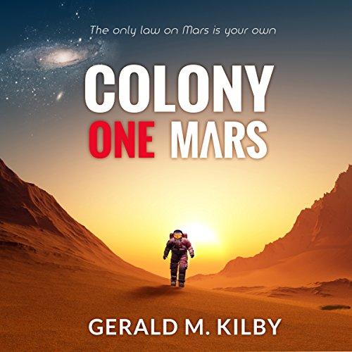 Bargain Audio Book - Colony One Mars