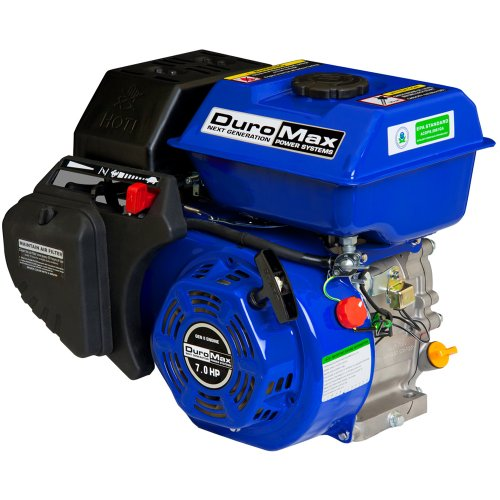 DuroMax 7 Hp., 3/4 in. Shaft Recoil Start Engine ()