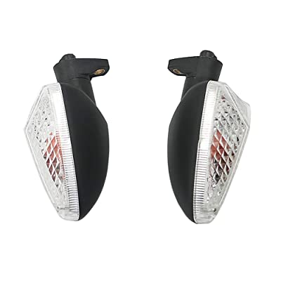 Motoparty Turn Signal Light Indicator For Triumph Tiger 800 1050 Daytona 675/R Street Triple 675 Turn Signal Indicator Light Lamp: Automotive