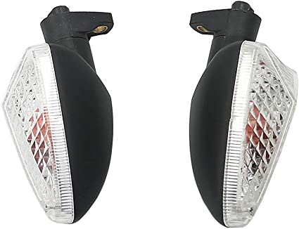 Black LED Indicator Mini BMW S 1000 RR Front Plug and-play Smoked Signals
