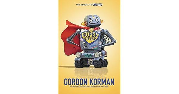 Supergifted ebook gordon korman amazon loja kindle fandeluxe Images