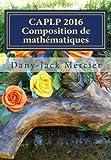 CAPLP 2016 Composition de mathématiques