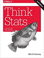 Think Stats, 2nd Edition Front Cover