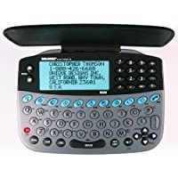 Rolodex Personal Electronic Organizer RF-192 / 192K by Franklin 1999 Large 6-Line Display with Backlight