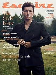 Esquire magazine March 2021 - Tom Holland cover