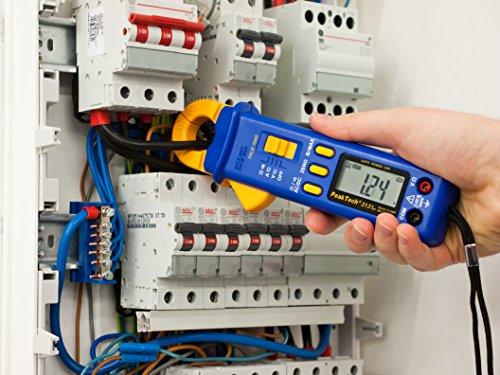 2506773-Peak-Tech-300-a-AC-DC-pinza-amperometrica-con-multimetro-True-RMS-AC miniatura 2