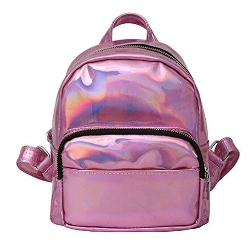 Pu School Bag - 5