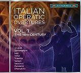 operatic italian - Italian Operatic Overtures, Vol. 1: The 18th Century