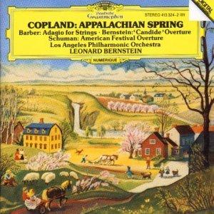 Unknown - Copland: Appalachian Spring; Barber: Adagio for Strings - Amazon.com Music
