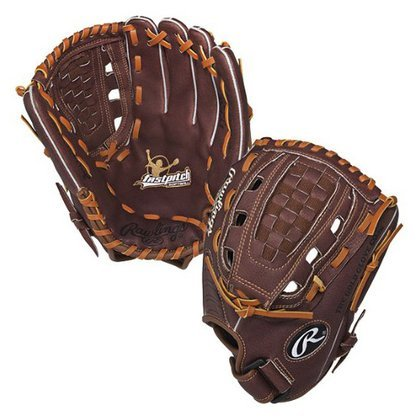 Rawlings Fastpitch Series 12-inch Infield Fastpitch Glove, Left-Hand Throw (FP120)