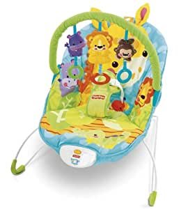 Fisher-Price Precious Planet Happy Giraffe Bouncer (Discontinued by Manufacturer) (Discontinued by Manufacturer)